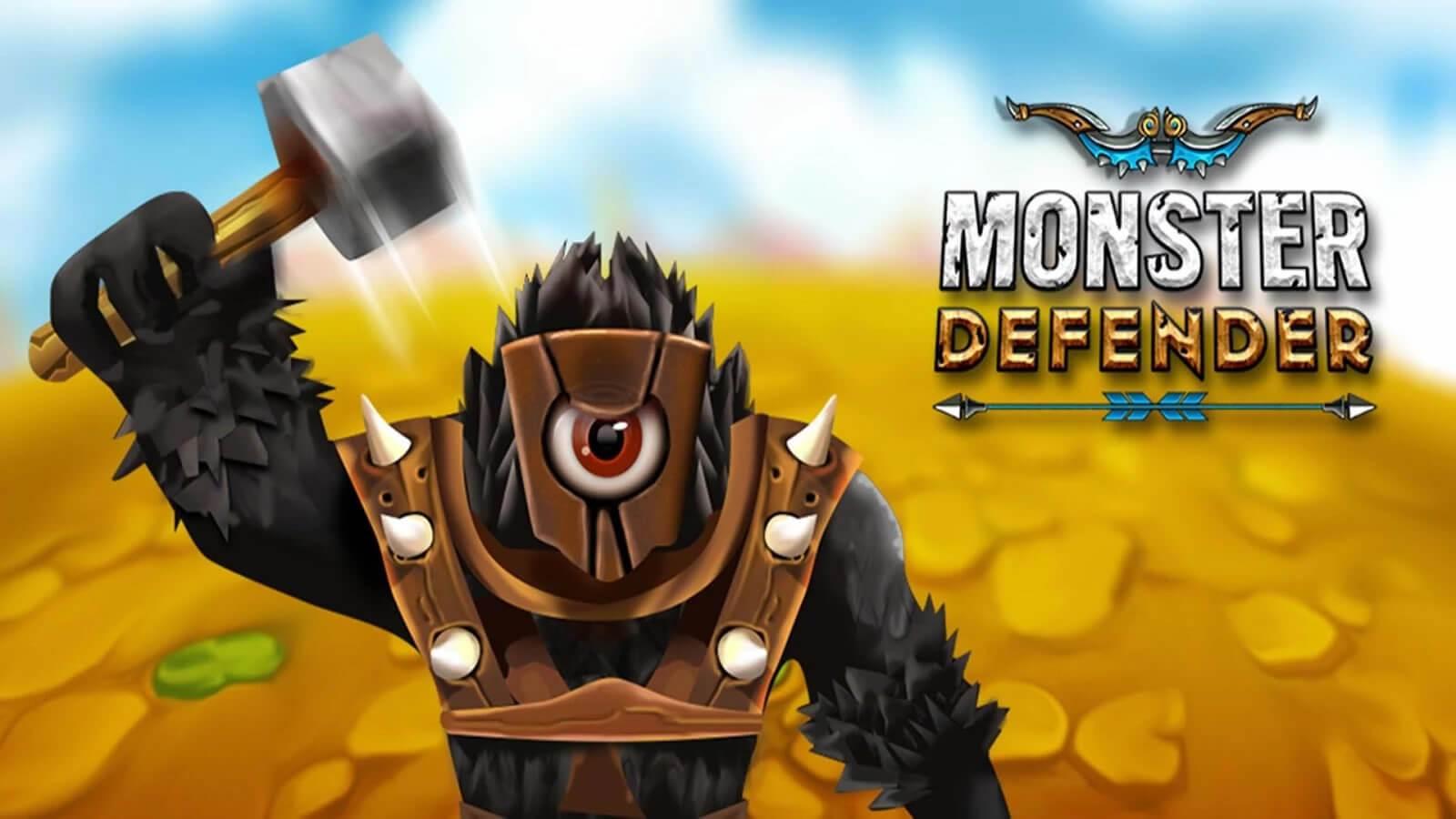 Monster Defender – Yerli mobil defans oyunu!