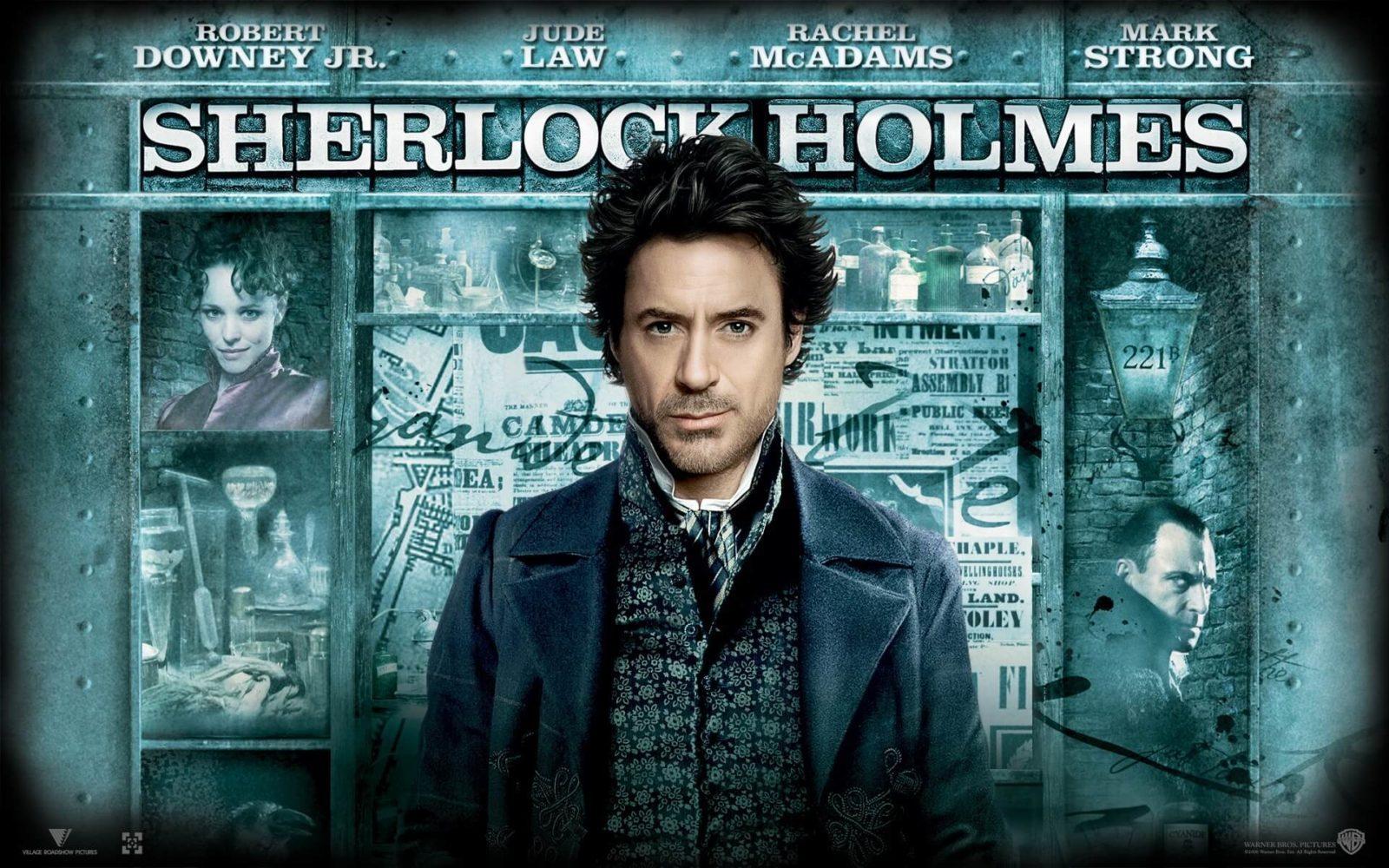 Sherlock Holmes 3 bekleyenlere haberimiz var! 1