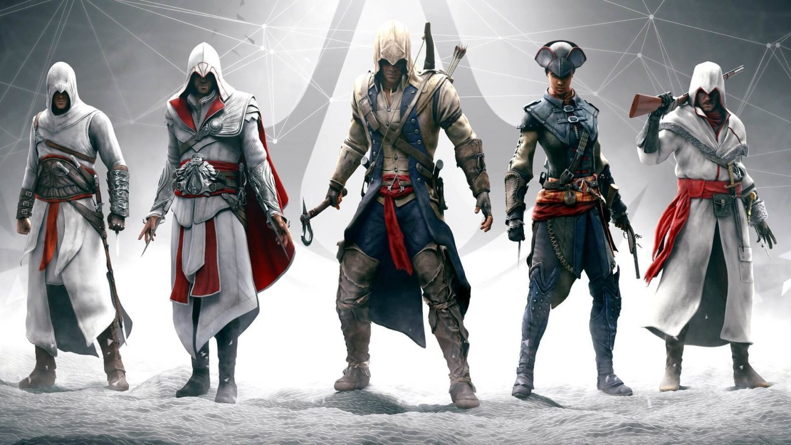 Assassin's Creed Unity Türkçe Yama çıktı!