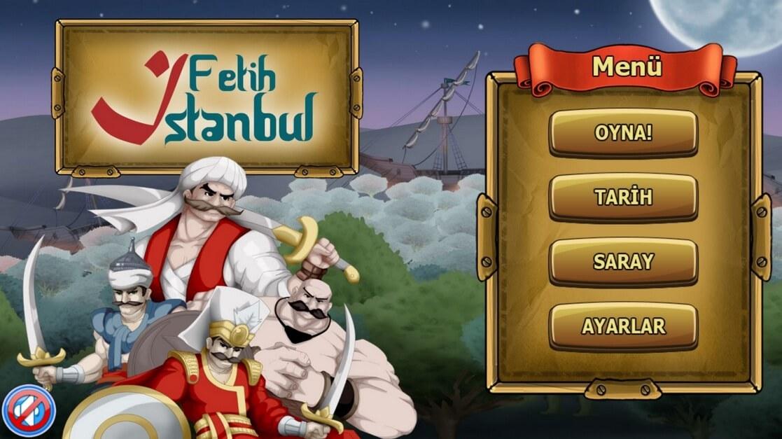 Fetih İstanbul - İstanbul'u bir de mobilden fethedin! 1