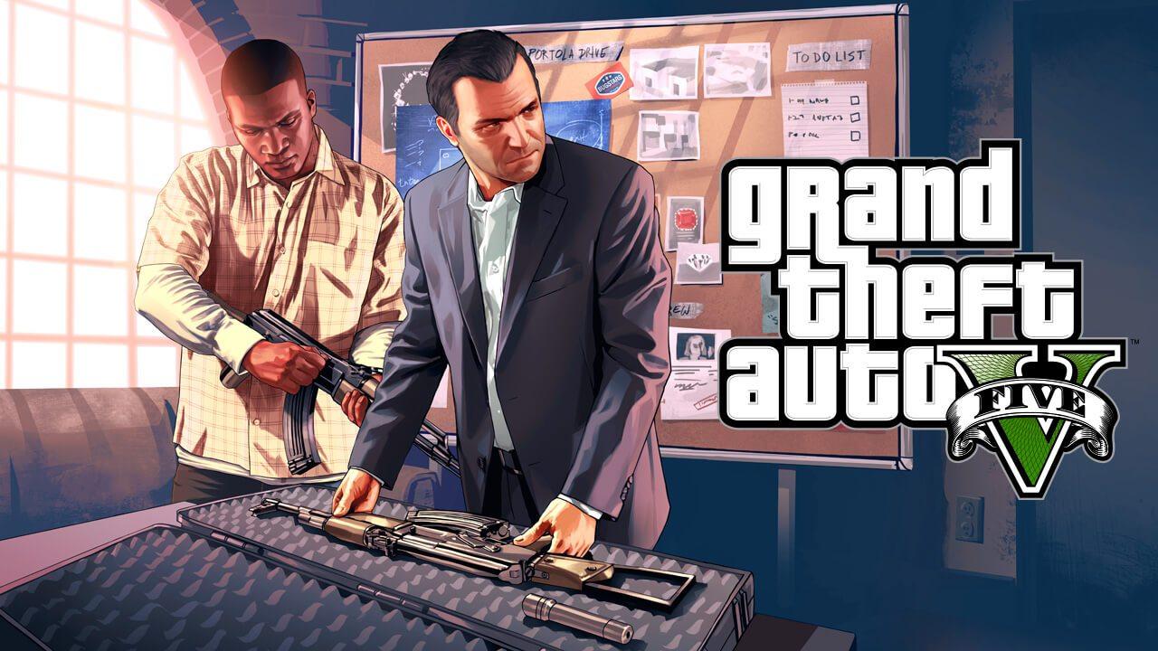 GTA 5 Türkçe yama çıktı! PC için hemen indir!
