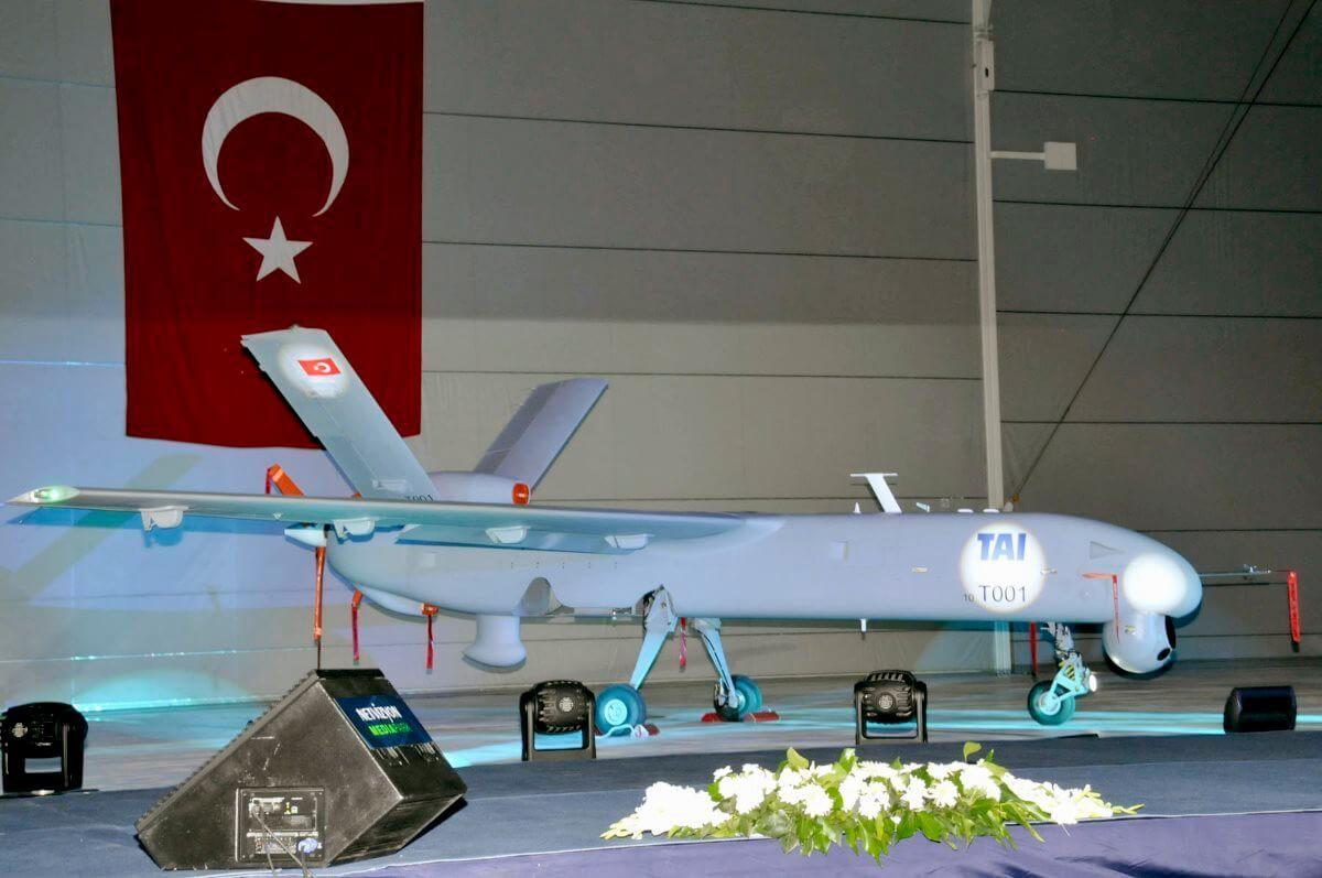 Yerli insansız hava aracı ANKA'da son durum! 1