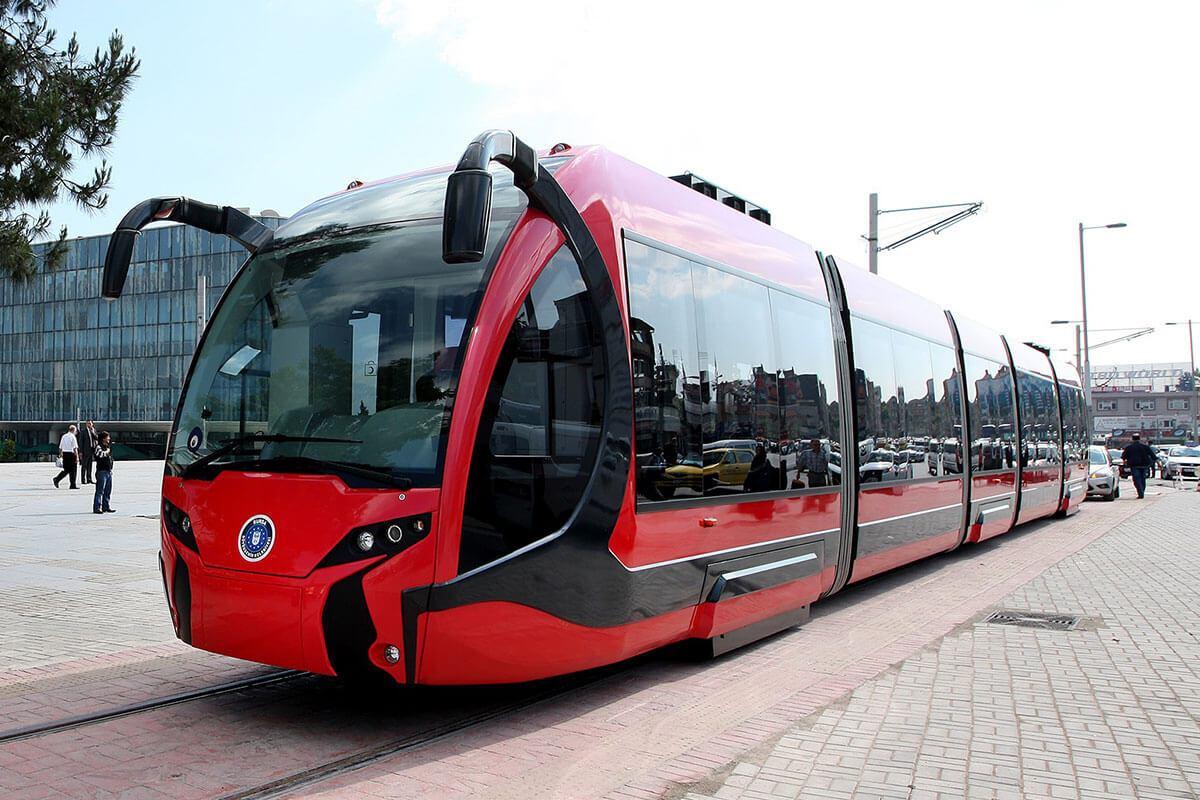 Türkiye'nin yerli üretim tramvay'ı : İPEKBÖCEĞİ! 1