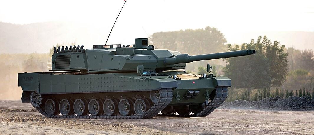 Milli muharebe tankı Altay'da seri üretim için kritik viraj! 1