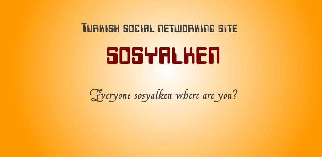 """Facebook'a rakip yerli sosyal paylaşım sitesi """"Sosyalken"""""""