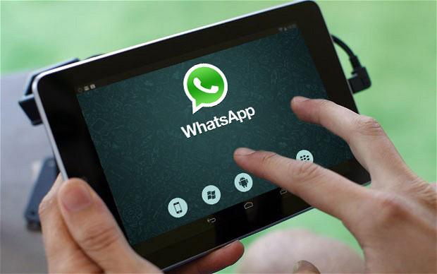 Tablete Whatsapp kurmak işte bu kadar kolay! 1
