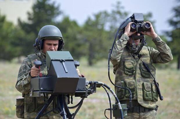 "Milli ""uzun menzilli"" hava savunma sistemi: HİSAR!"