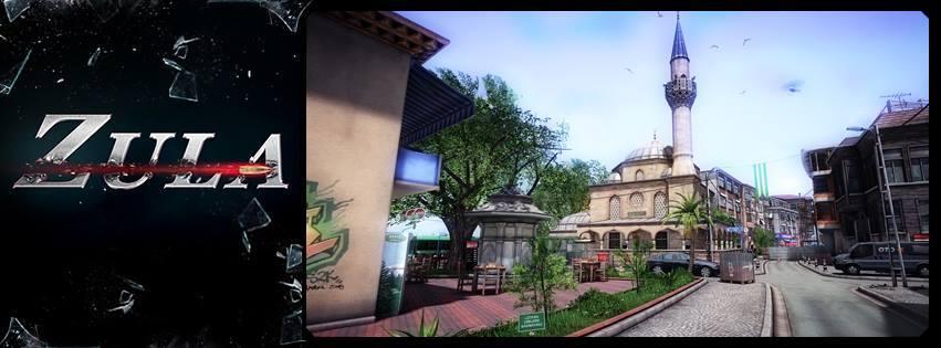 Zula oyunu - Türkiye'nin ilk online FPS oyunu