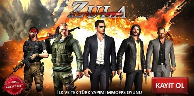 Türk oyunu Zula'ya dev güncelleme geldi!