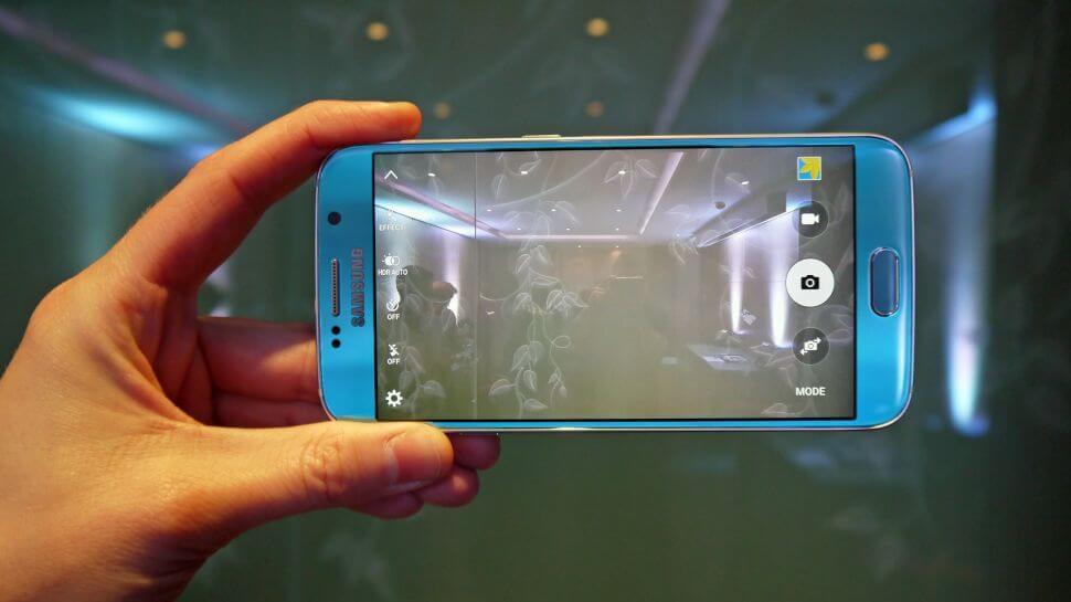 Sızmalara doyamayan Galaxy S6 şaşırtmadı: yine sızdı! 1