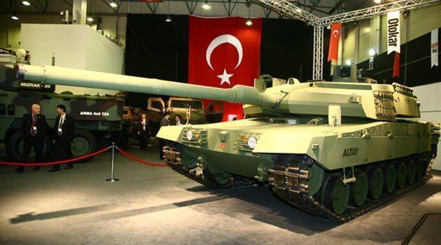 Otokar'dan bazukalarla patlamayan yerli tank Arma! 1