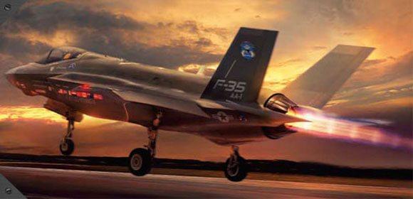 """Türkiye'nin de üreticilerinden biri olduğu """"F-35"""" savaş uçaklarında durum netleşti! 1"""