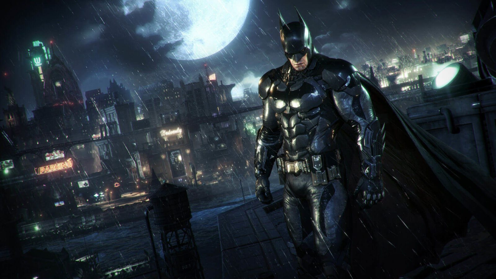 Batman Arkham: Knight sistem gereksinimleri açıklandı! 1