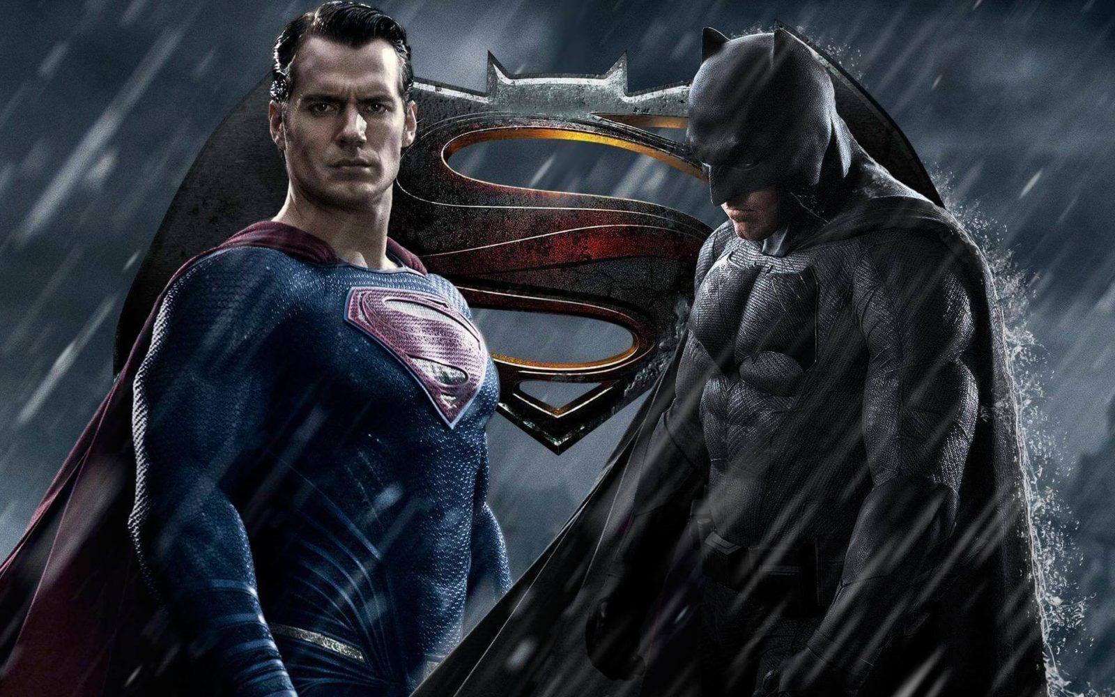 Batman v Superman filmi için uzun fragman yayımlandı!