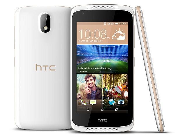 HTC Desire 326G duyuruldu!  Ortalık telefondan geçilmez oldu! 1
