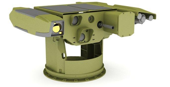 İşte Türkiyenin ilk lazer silahı! 1