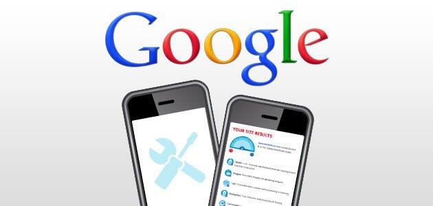 """Google amcanın """"mobil uyumluluk"""" için verdiği süre doldu! 1"""