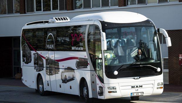 Otobüs Şoförü maaşları