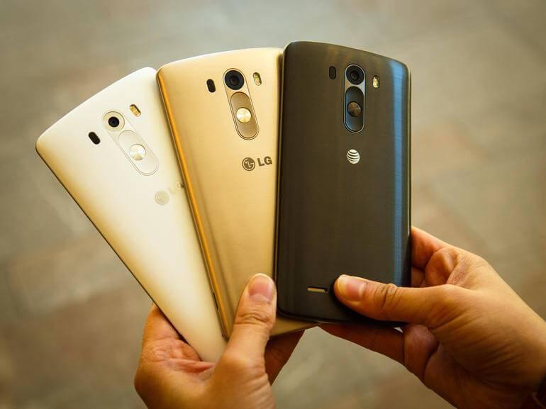 LG G3 Marshmallow güncellemesi çıkış tarihi belli oldu!