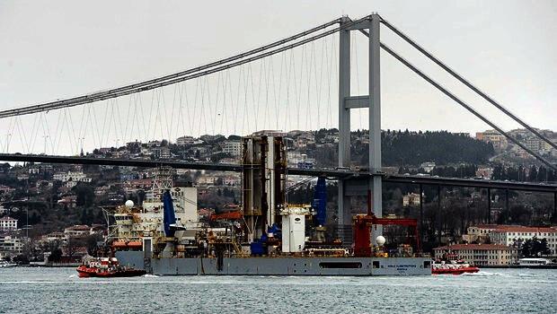 Yerli sondaj gemisi ve platformu geliyor! Türk yapımı olmayan bir şey kalmayacak!