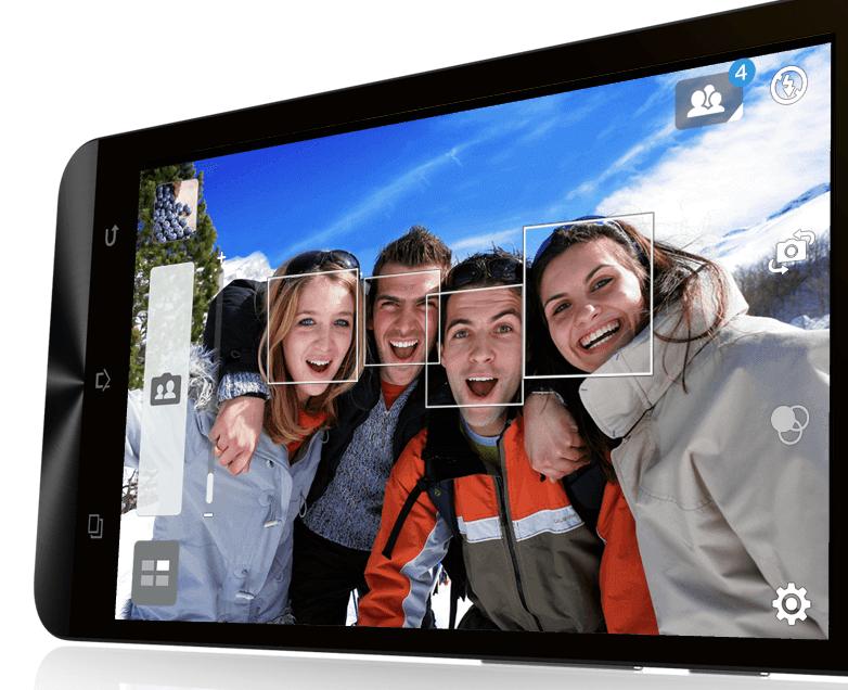 Asus'tan selficilere özel telefon: Asus Zenfone Selfie! 1