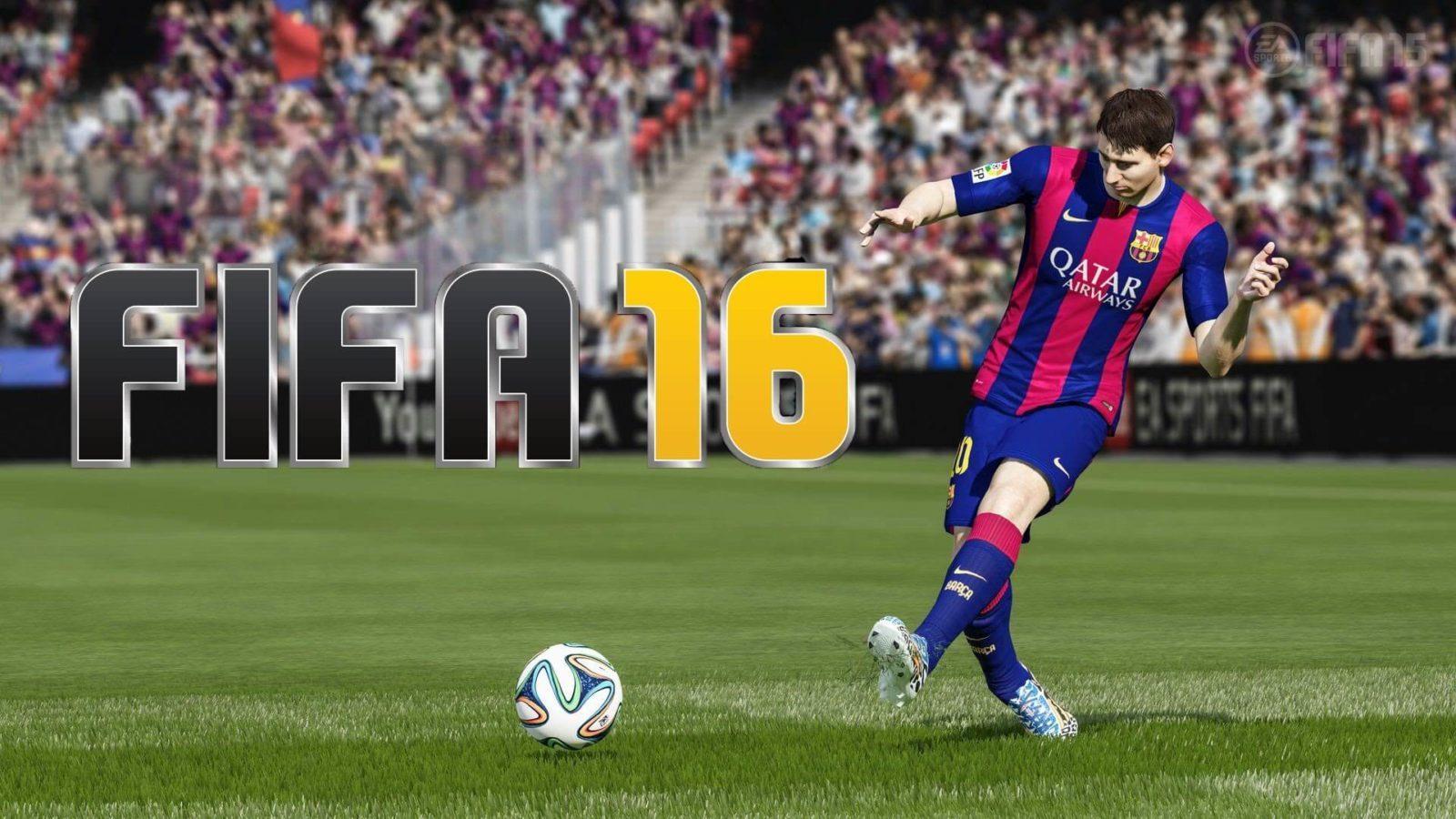 İşte Fifa 2016 Demo! Full olarak karşınızda! 1