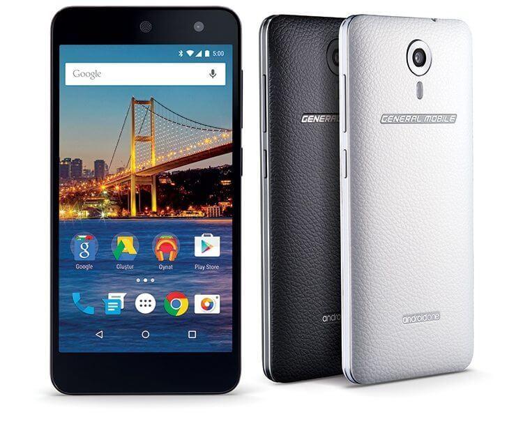 General Mobile 4G duyuruldu! İşte fiyatı ve özellikleri! 1