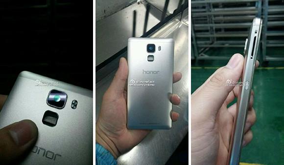 4GB Ram'li Huawei Honor 7 özellikleri ve fiyatı göründü! 1