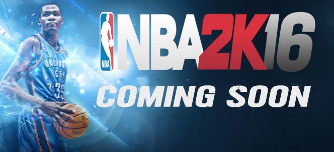 NBA 2K16'a ait ilk video geldi! Çıkış tarihi de belli! 1