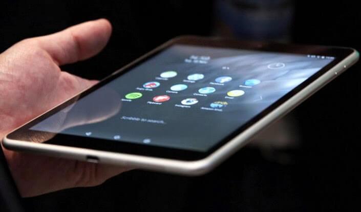 Efsane geri döndü: Android'li Nokia N1!