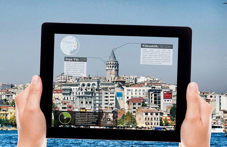 """Türk gençler """"Arttırılmış Gerçeklik"""" teknolojisini yerli imkanlarla gerçekleştirdi! 1"""