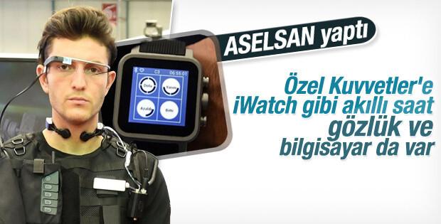 Aselsan'dan Türk askerine giyilebilir teknoloji: Cenker!