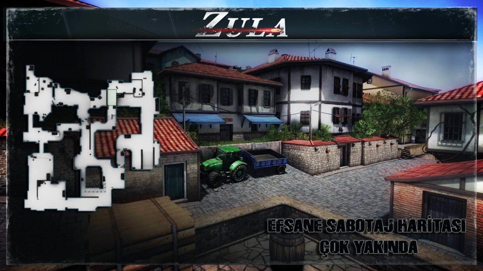 """Yerli oyun Zula'ya """"Safranbolu"""" haritası eklendi!"""