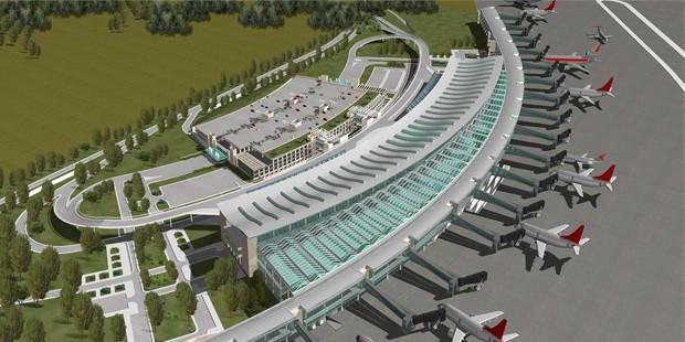 """3.Havalimanında """"atıktan"""" üretilecek yerli enerji kullanılacak!"""