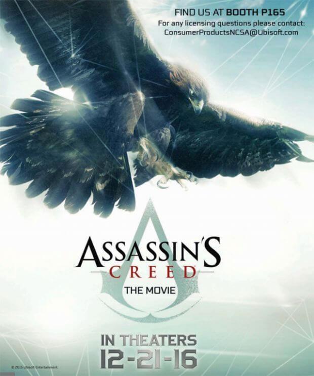 Assassin's Creed filmi vizyon tarihi ve afişi yayımlandı!