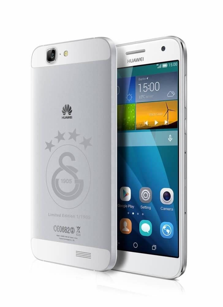 Huawei'den 4 yıldızlı Galatasaray telefonu! 1