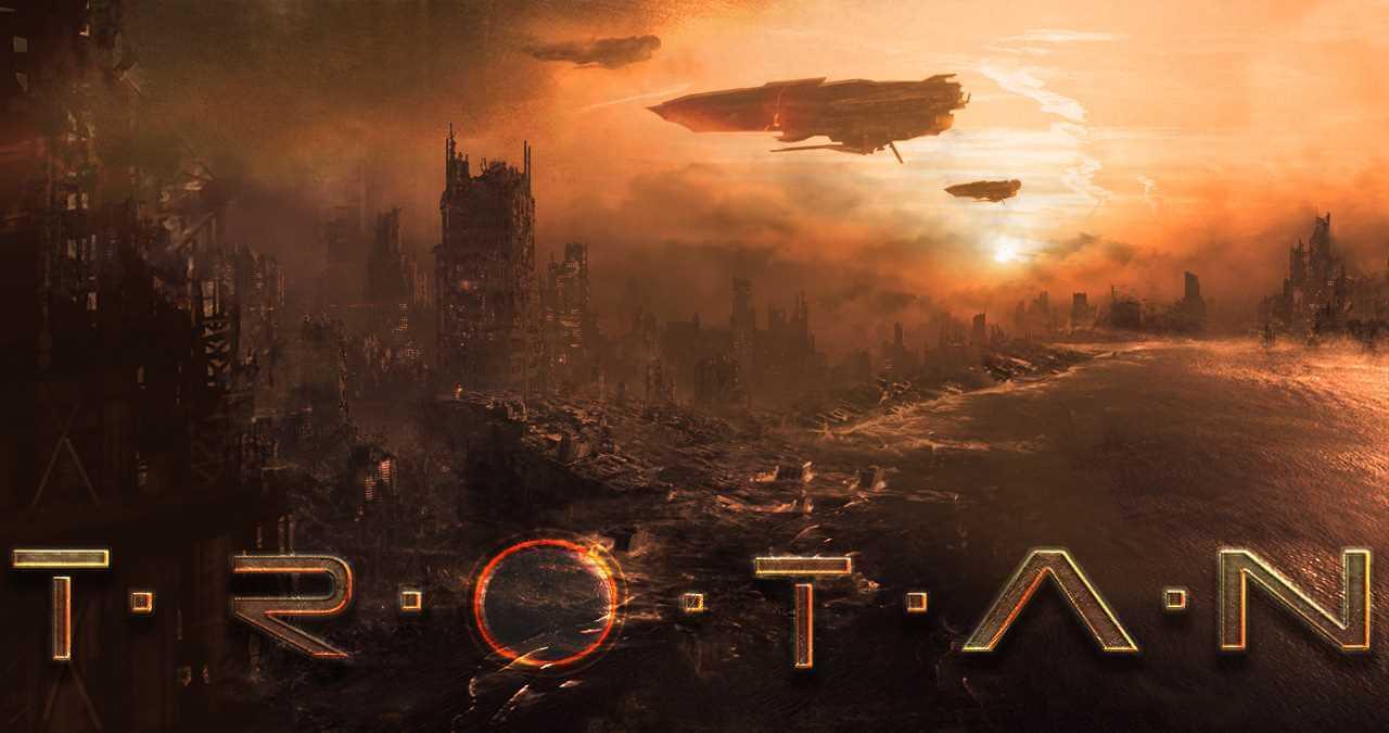 Dünya standartlarında bir yerli oyun geliyor: T.R.O.T.A.N!