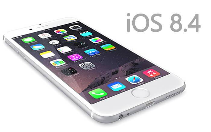 iOS 8.4 güncellemesi çıktı, hemen indirin! 1