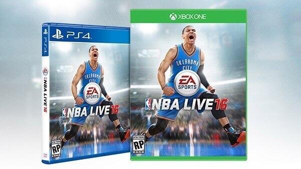NBA Live 16 duyuruldu, platformları belli oldu! 1