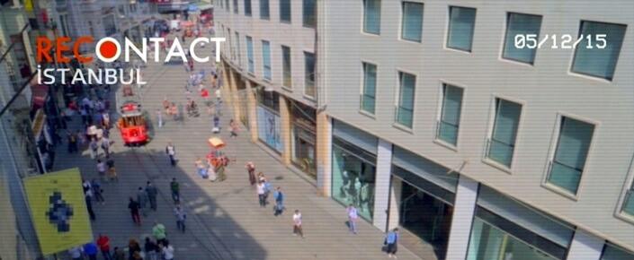 Şüphelileri bulma oyunu: Recontact İstanbul