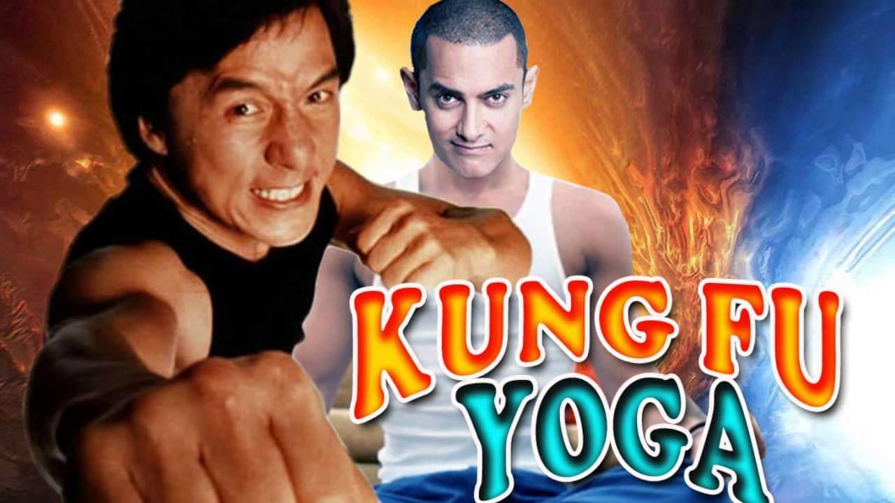 Aamir Khan ve Jackie Chan'den ortak film: Kung Fu Yoga!