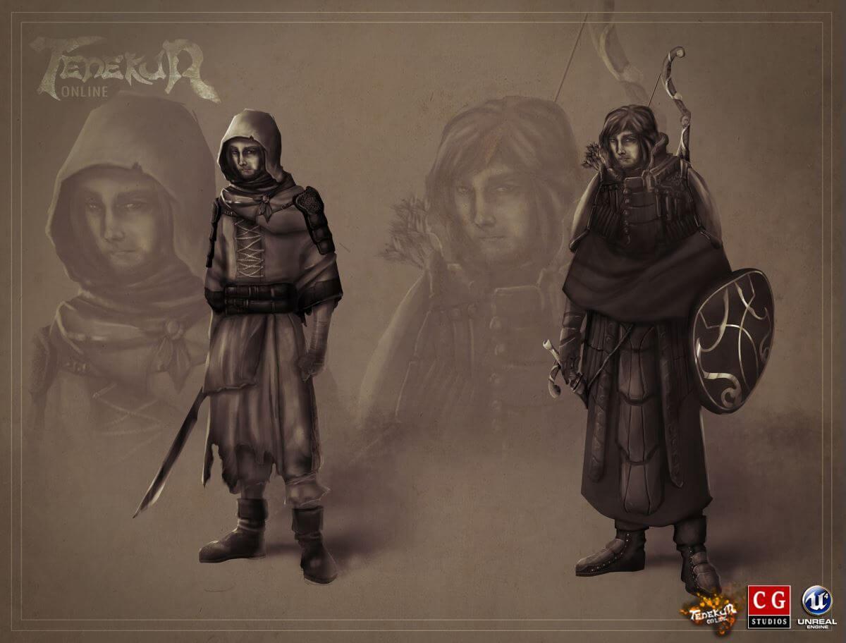 Tenekur Online! Yerli yapım RPG oyunu