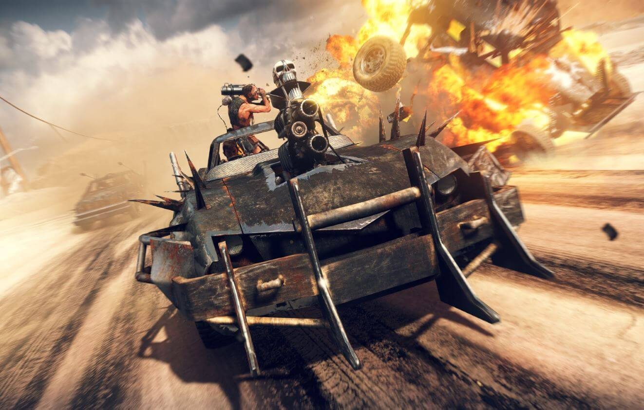 Mad Max sistem gereksinimleri açıklandı! 1