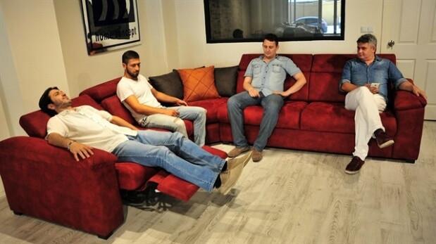İnegöllü mobilyacılardan akıllı koltuk! 1