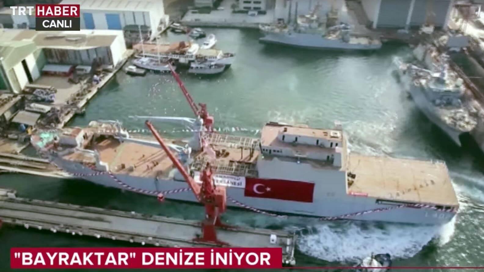 Yerli denizaltı ve yeni milli gemiler yolda! 1
