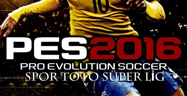 Pes 2016 Spor Toto Süper Lig Yaması 1