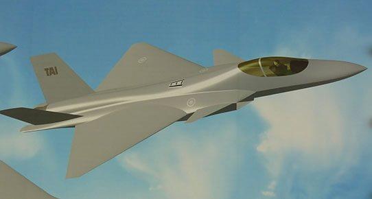 Milli savaş uçağında önemli gelişme! İşte son durum! 1