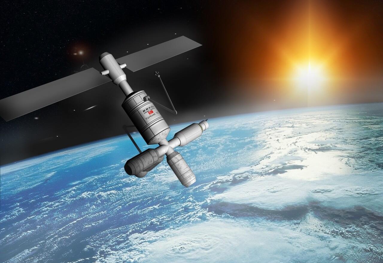 Türksat 4B yörüngesinde, testler başladı! 1