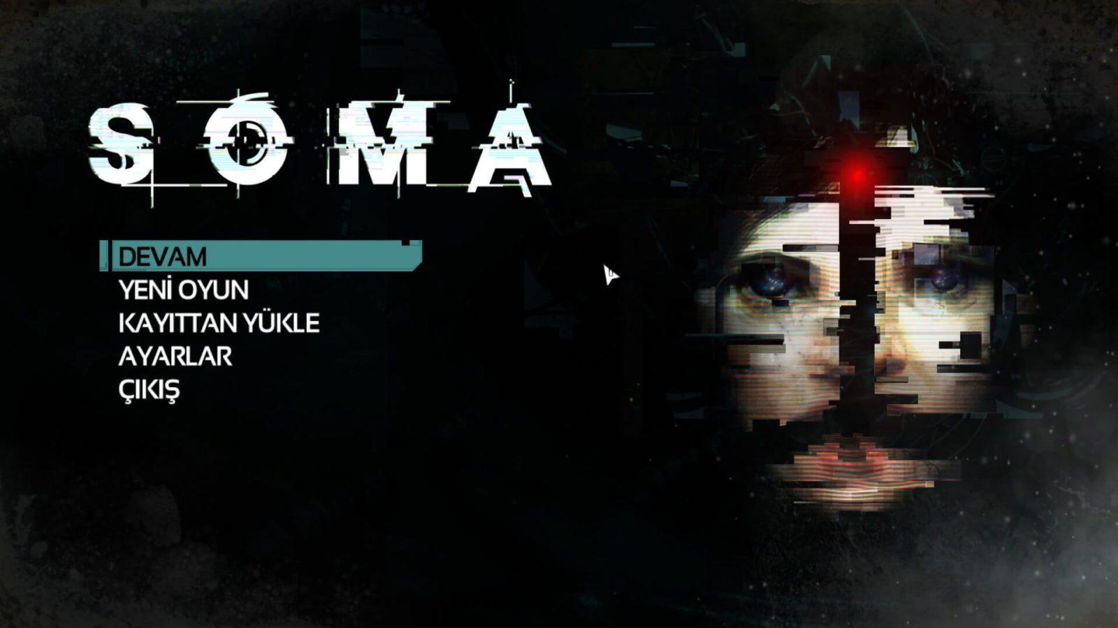 Soma oyununun Türkçe yaması çıktı!