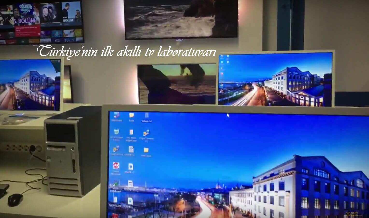 Türkiye'de akıllı TV laboratuvarı açıldı! Peki ne işe yarıyor?